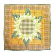 Patch Magic Sunflower Toss Pillow