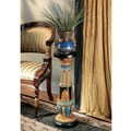 Design Toscano Regal Egyptian Luxor Pedestal Plant Stand