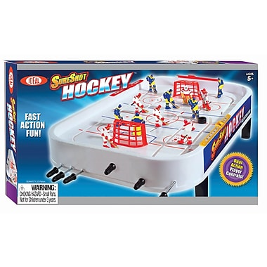 Ideal Ideal Table Top Games SureShot Hockey