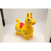 Gymnic Rody Horse in Yellow