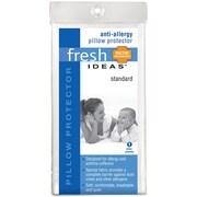 Fresh Ideas Fresh Ideas Anti-Allergy Pillow Protector; Queen