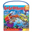MasterPieces Go Go Vehicles 24 Piece Jigsaw Puzzle