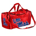 Forever Collectibles NCAA 11'' Travel Duffel; University of Mississippi Rebels - Ole Miss