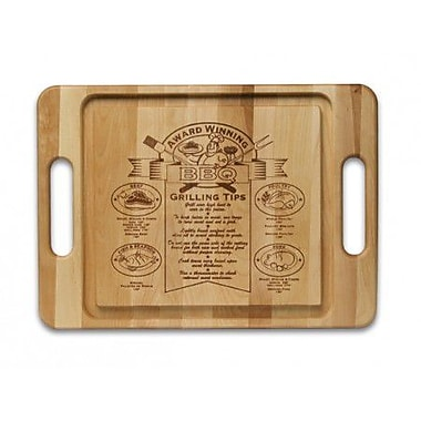 Snow River Specialty Item Barbeque Cutting Board