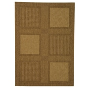 Safavieh Courtyard Large Boxes Outdoor Rug; Runner 2'4'' x 6'7''