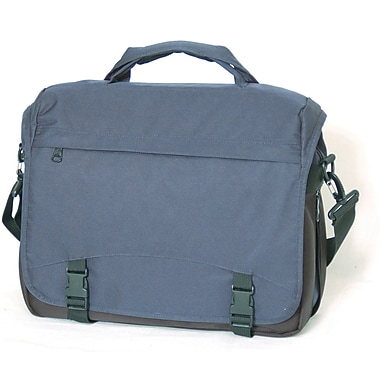 Netpack Laptop Briefcase; Navy