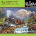 MasterPieces Ted Blaylock Canadian Pacific 1000 Piece Jigsaw Puzzle