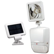 heath zenith solar led outdoor floodlight staples. Black Bedroom Furniture Sets. Home Design Ideas
