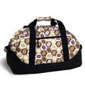 J World 24'' Lawrence Travel Duffel; Coffee