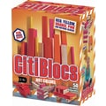 Citiblocs 50 Piece Hot Colors Construction Set