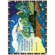 Joy Carpets Faith Based Creation Kids Rug; 5'4'' x 7'8''