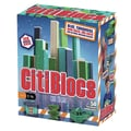 Citiblocs 50 Piece Cool Colors Construction Set