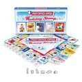 Late for the Sky Post Office-Opoly Holiday Stamps Edition Board Game