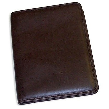 Jack Georges University Letter Size Writing Pad; Brown