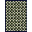 Joy Carpets Sports Bases Loaded Spring Training Novelty Rug; 3'10'' x 5'4''