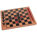 Wood Expressions Wood Checkers Set Game