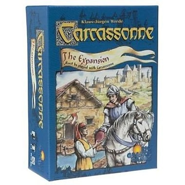 Rio Grande Games Carcassonne Inns / Cathedrals Expansion Board Game