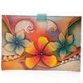 Anuschka Tablet Sleeve; Tribal Bloom