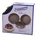 Entenmann's Bakeware Classic 3 Piece Springform Pan Set