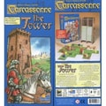 Rio Grande Games Carcassonne The Tower Expansion Board Game