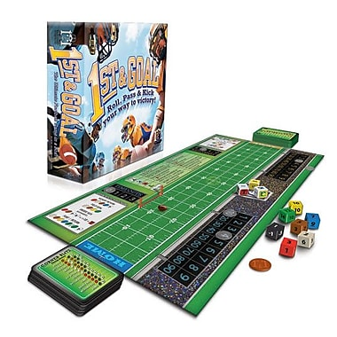 R&R Games 1st & Goal Board Game