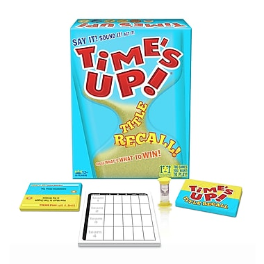 R&R Games Time's Up - Title Recall