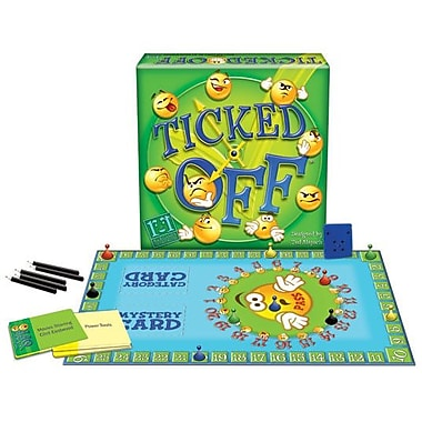 R&R Games Ticked Off Board Game