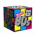 Imagination Games Trivia Box We Love 80s Game