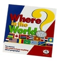 Talicor Family Games Where in the World Board Game