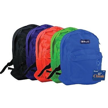 Bazic School Backpack (Set of 25)