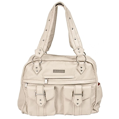 Kaboo Riley Tote Bag; Pearl