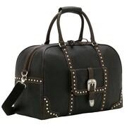 Bandana by American West Lake Tahoe Carry On Satchel Bag; Black