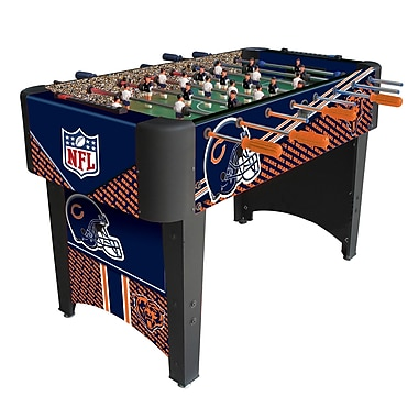 Imperial NFL Team Foosball Table; Chicago Bears