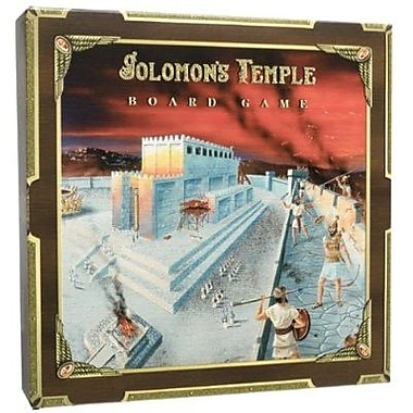 Talicor Christian Games Solomon's Temple Board Game
