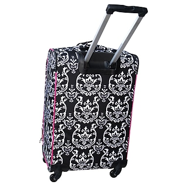 Jenni Chan Damask 360 Quattro 25'' Upright Spinner Suitcase