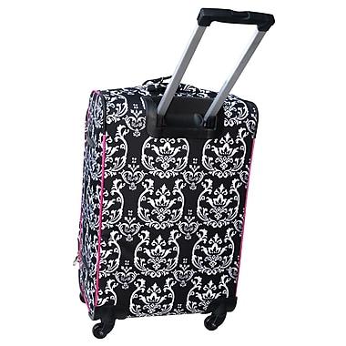 Jenni Chan Damask 360 Quattro 25'' Upright Spinner Suitcase