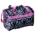 Jenni Chan Damask City 18'' Travel Duffel