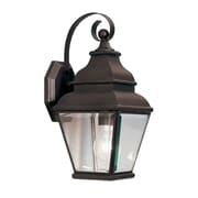 Livex Lighting Exeter 1 Light Outdoor Wall Lantern