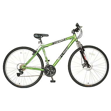 Mantis Men's Colossus Comfort Bike; Green