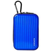Sumdex Xposture FM Camera Case; Blue