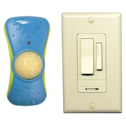Heath-Zenith Wireless Command Child's Light Remote Control Wall Switch Set