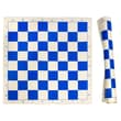 Sunnywood Roll Up Chess Mat; Blue