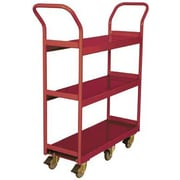 Wesco Mfg. Narrow Aisle Utility Cart