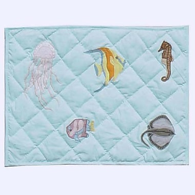 Patch Magic Underwater Haven Placemat (Set of 4)