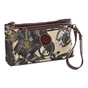 Sydney Love Going Places Wristlet; Sand