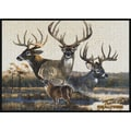 Milliken Realtree Team Realtree Bucks VI Mat; 2'8'' x 3'10''