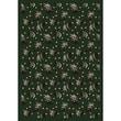 Joy Carpets Sports Games People Play Green Novelty Rug; 3'10'' x 5'4''