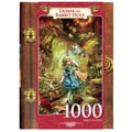 MasterPieces Shu Down the Rabbit Hole 1000 Piece Jigsaw Puzzle