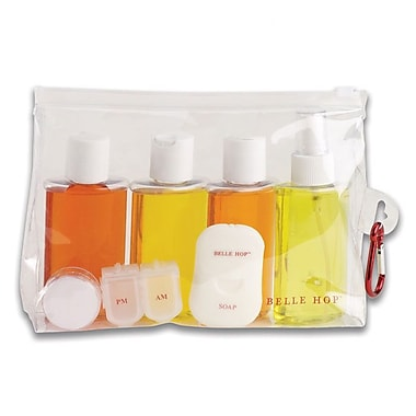 Lewis N. Clark Belle Hop 3-1-1 Carry-On Bottle Set