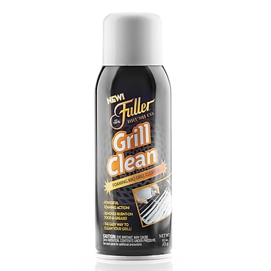 Fuller Brush Grill Clean
